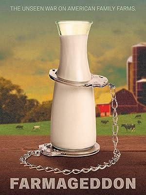 DVD cover for Farmageddon.