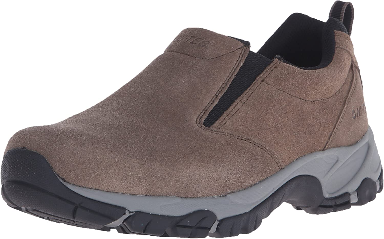 Hi-Tec Spirit Mens Suede Leather Sport Shoes Trainers UK7-15