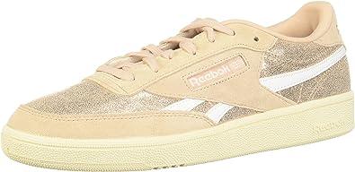 reebok gold shoes