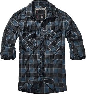 d15d0706cbc3 Brandit Check Shirt Herren Flanell Hemd  Amazon.de  Bekleidung