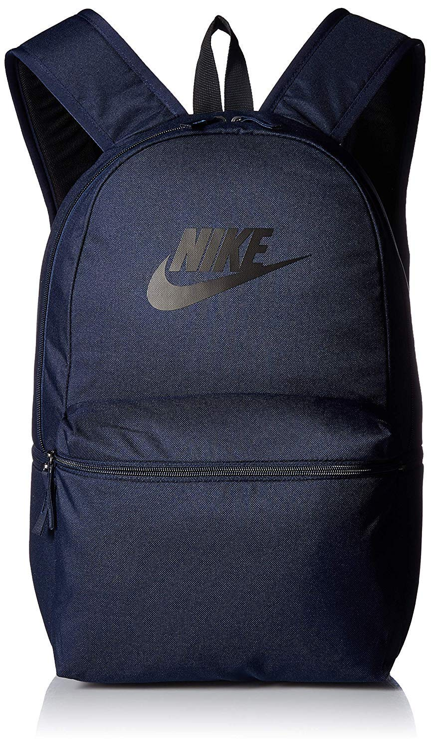 6c29a374b6c NIKE Heritage Backpack Book Bag Laptop Tablet Storage Rucksack Day Pack  Gear Tote (Navy Blue): Amazon.ca: Electronics