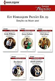 Kit Harlequin Harlequin Jessica Especial Maio.16 - Ed.29 (Kit Harlequin Jessica Especial)