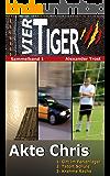 Vier Tiger: Akte Chris (Sammelband 1)