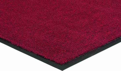 Herco 4 x 10 Indoor Outdoor Carpet Runner Mat – Red