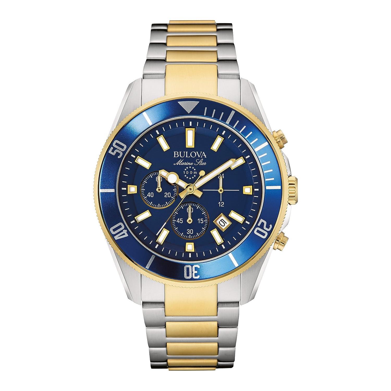Orologio Bulova Marine Star 330 Feet Cronografo Submariner Watch Chrono Bulova Orologi E Gioielli Orologi Da Polso