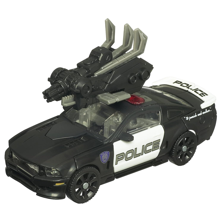 Transformers - 29710 - Dark of the Moon - Mechtech Weapon System - Deluxe Class - Level 2 - Decepticon Barricade - ca. 15cm B004TLICNS Roboter Bunt, | Vielfältiges neues Design