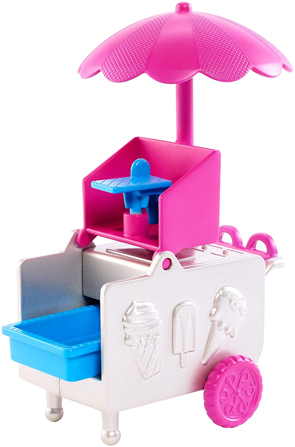 Multicolor Mattel FTP75 Polly Pocket Active Doll Playset