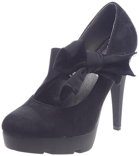 9993bdc138e8 B-Two Ruban, Escarpins Femme: Amazon.fr: Chaussures et Sacs