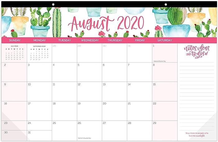 Top 6 Faerie Home Calendar 2020