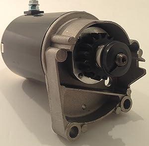 Starter Motor Replaces Briggs 393017 394674 394808 497596 Deere AM38984 AM39287