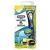 Schick Hydro 5 Electric Shaver and 5 Blade Razor