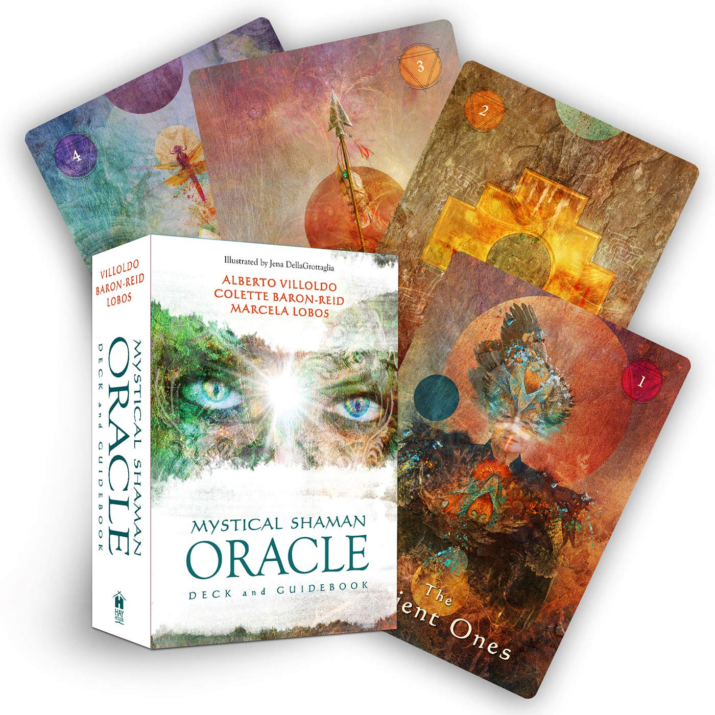 Mystical Shaman Oracle Cards by Hay House Inc.