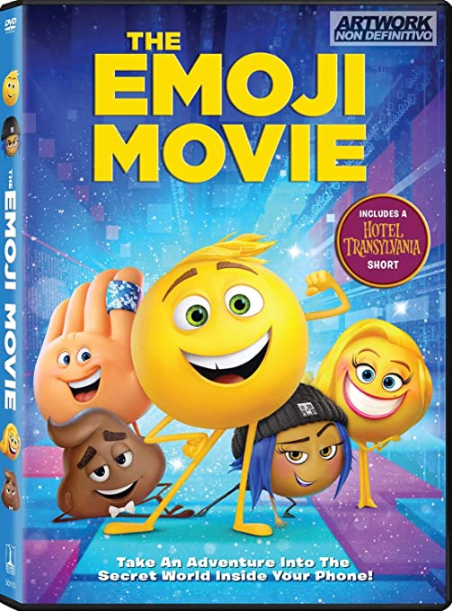 Emoji accendi le emozioni dvd amazon alex gene gimme