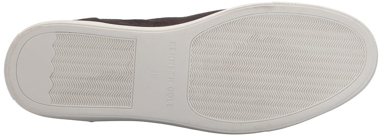 Kenneth Cole New York Women's 7 Kayla Front Zip Bootie Sneaker B07619XZ7Z 7.5 B(M) US|Asphault