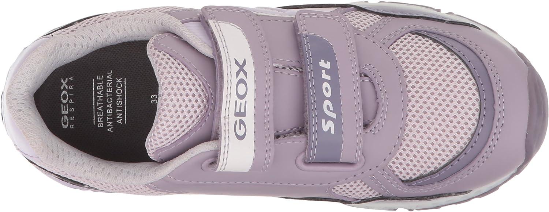 Geox Girls J Bernie Girl Sneakers
