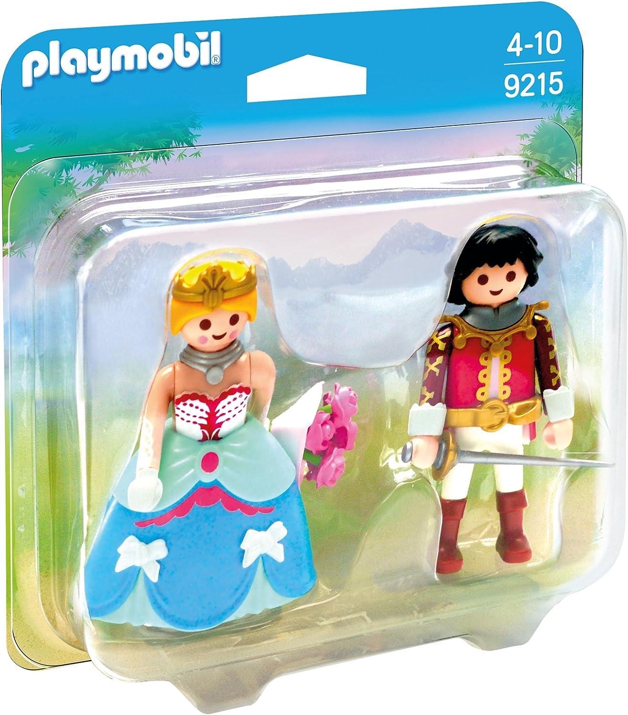 PLAYMOBIL Duo Pack-9215 Pareja Real, Multicolor, única (9215): Amazon.es: Juguetes y juegos