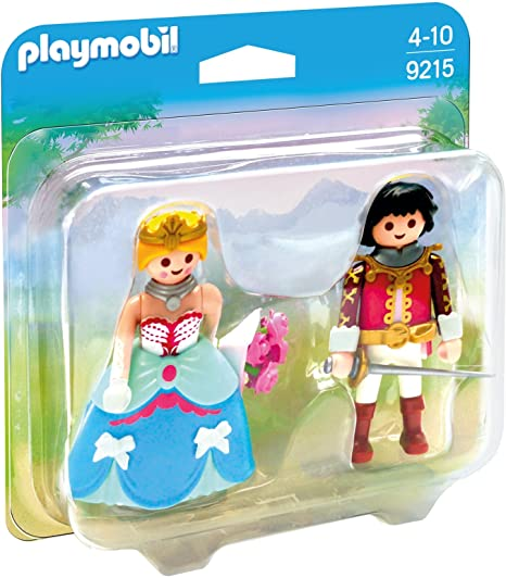 Accessoire personnages couronne or playmobil ref 3