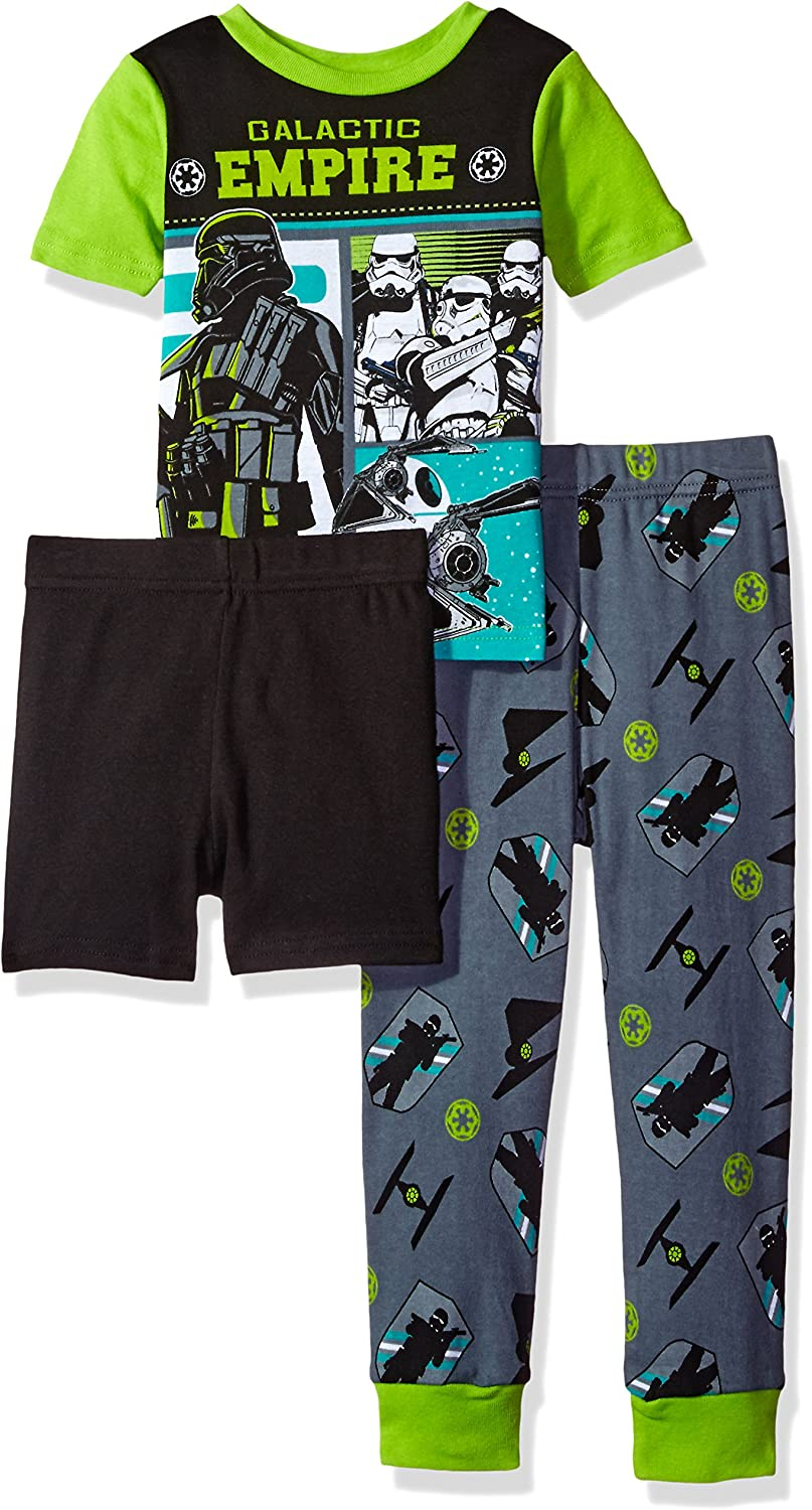 Star Wars Boys/' Darth Vader 3-Piece Pajama Set