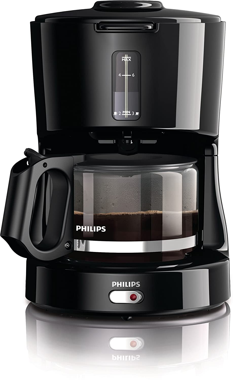 Amazon.com: Philips HD7450 6-Cup Coffee Maker, 220-volt (no ...