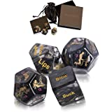 Sex Dice Sex Game for Adult Couples Prime with 34-Position Booklet | Sex Toys & Games for Adults, Beautifully Gift Packaged t