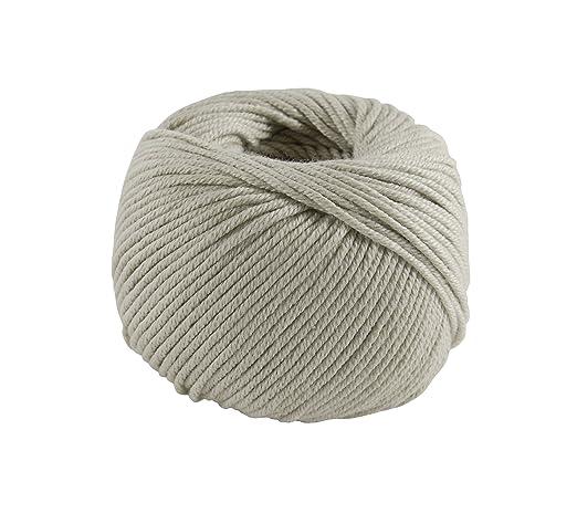 DMC Natura - Lana de tamaño Mediano, 100 % algodón, Color 31: Amazon.es: Hogar