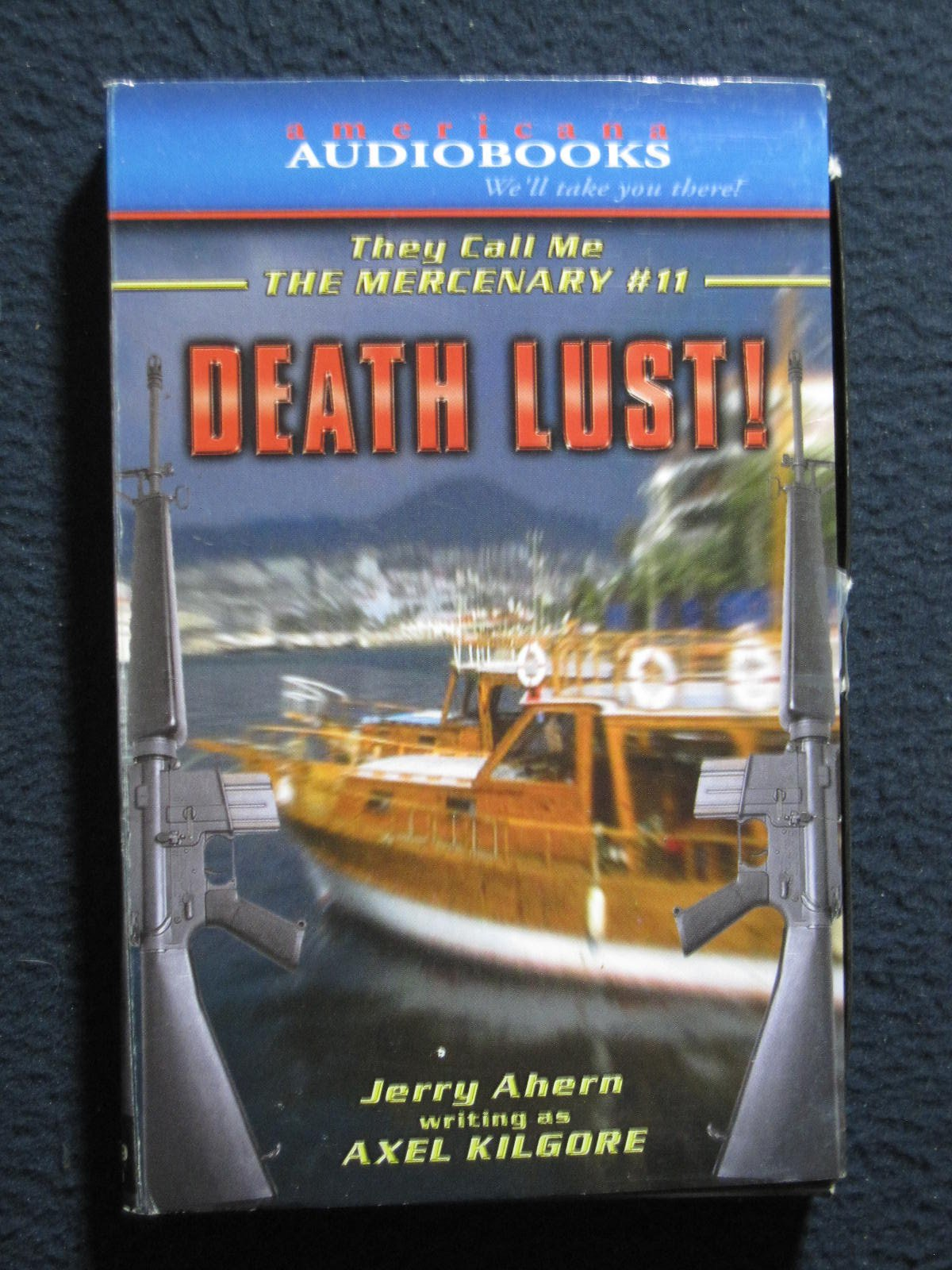 Download Death Lust (Mercenary Ser. 11) PDF