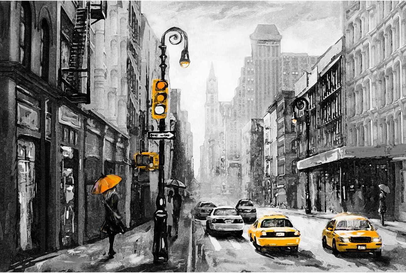 Adhesivo Resistente y Econ/ómico Pegatina Adhesiva Decorativa de Dise/ño Elegante Oedim Vinilo para Frigor/ífico York en Carboncillo 185x60cm