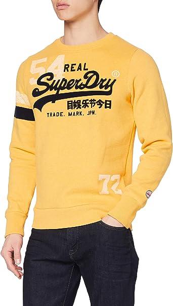Superdry Vintage Logo Tri Crew Neck Sweatshirt