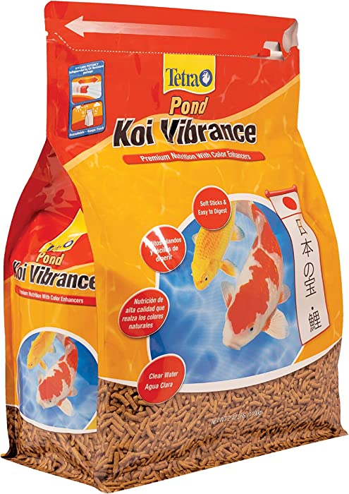 Top 9 Fish Food Koi Vibrance
