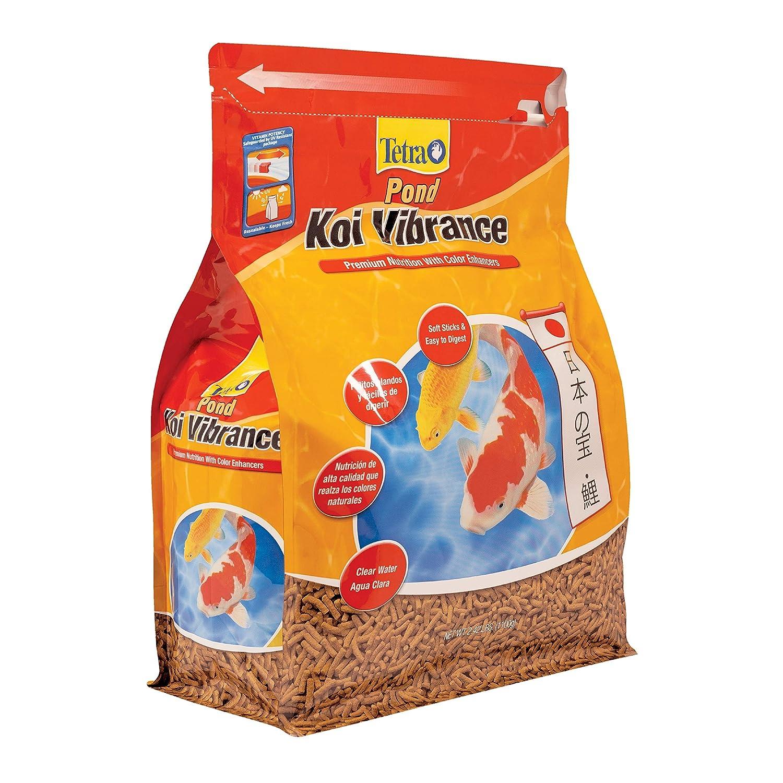 TetraPond Koi Vibrance Premium Nutrition