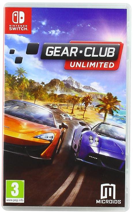 Gear.Club Unlimited - Nintendo Switch [Importación francesa ...