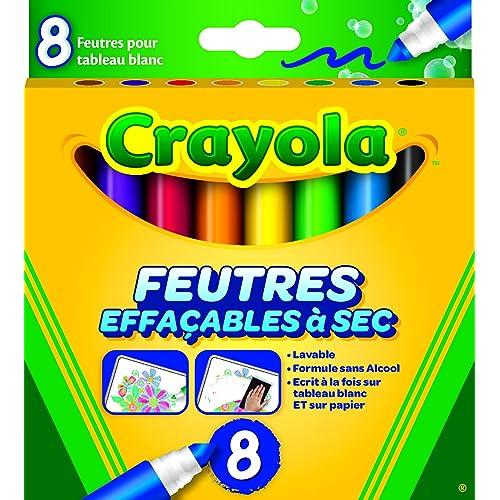 Crayola Feutres effaçables, 58-8223-F-000
