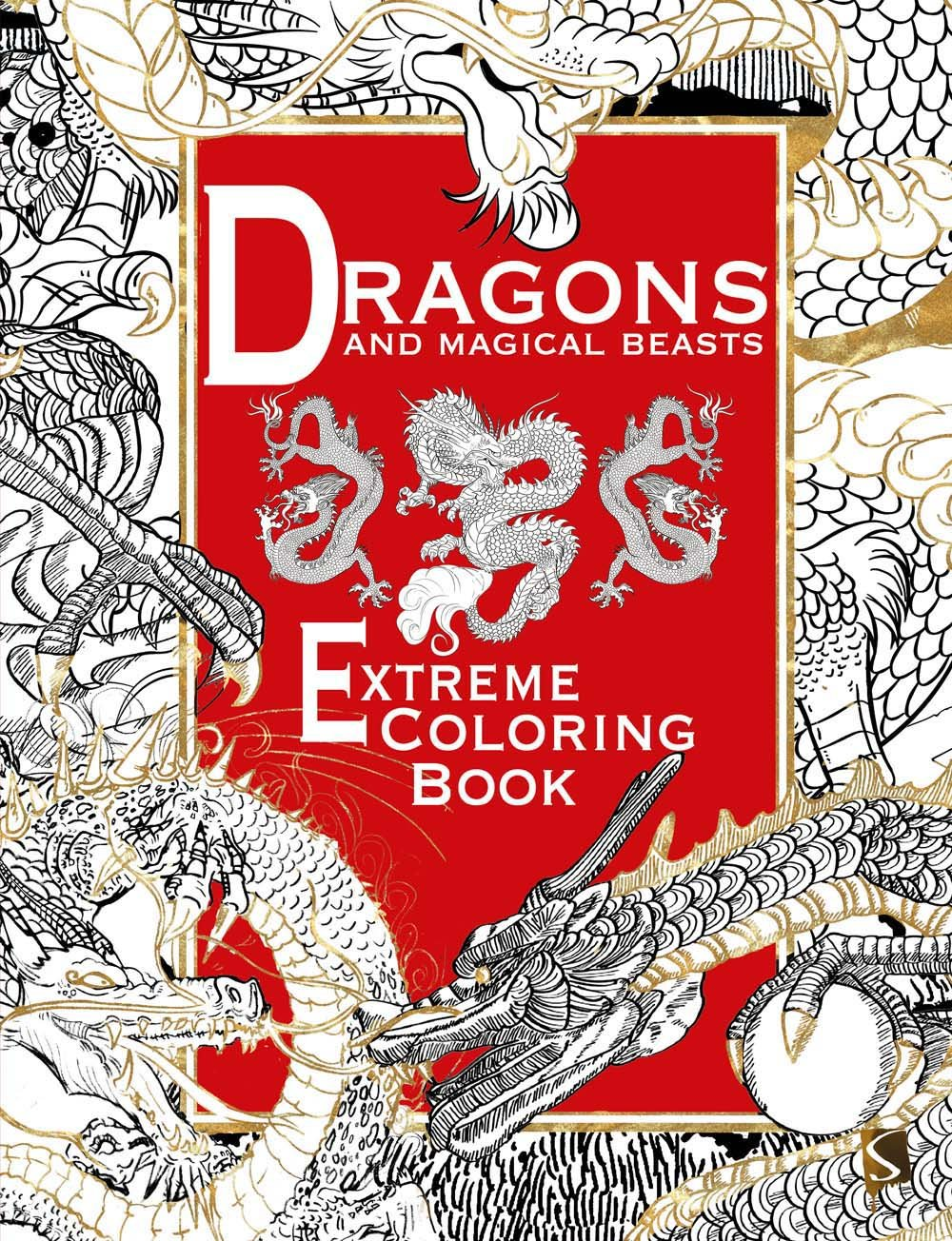 Japanese Dragon Sketch Tee Men/'s Image by Shutterstock