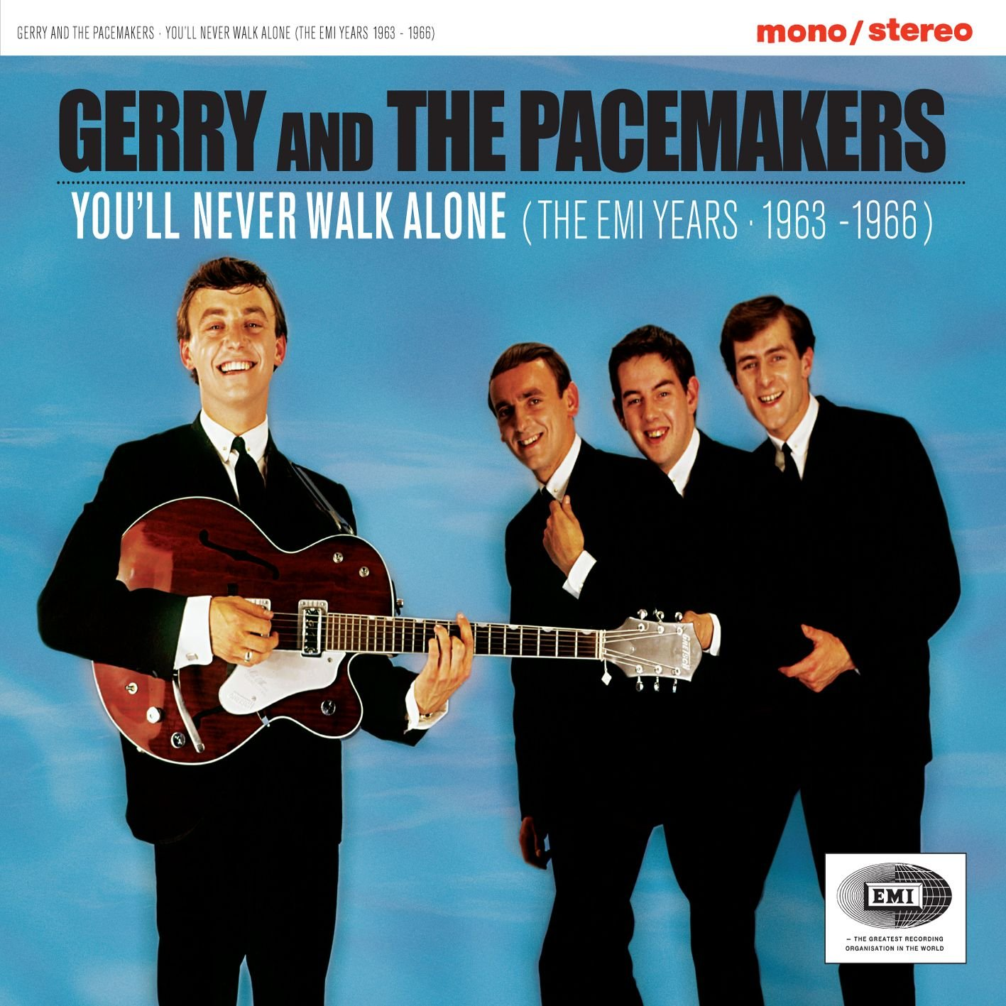 Resultado de imagen de gerry and the pacemakers