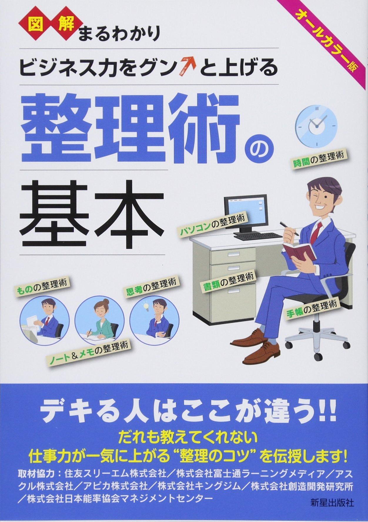 Download Zukai maruwakari bijinesuryoku o gun to ageru seirijutsu no kihon : ōru karāban ebook
