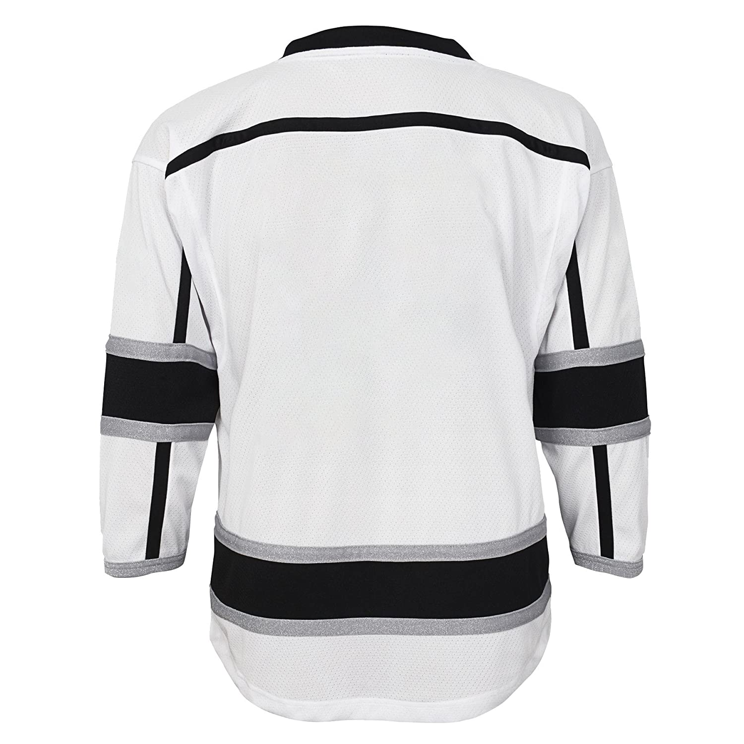 NHL Los Angeles Kings Youth Outerstuff Replica Jersey-Away White Youth One Size