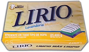 Lirio Laundry Soap Clasico