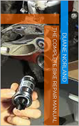 The Complete Bike Repair Manual