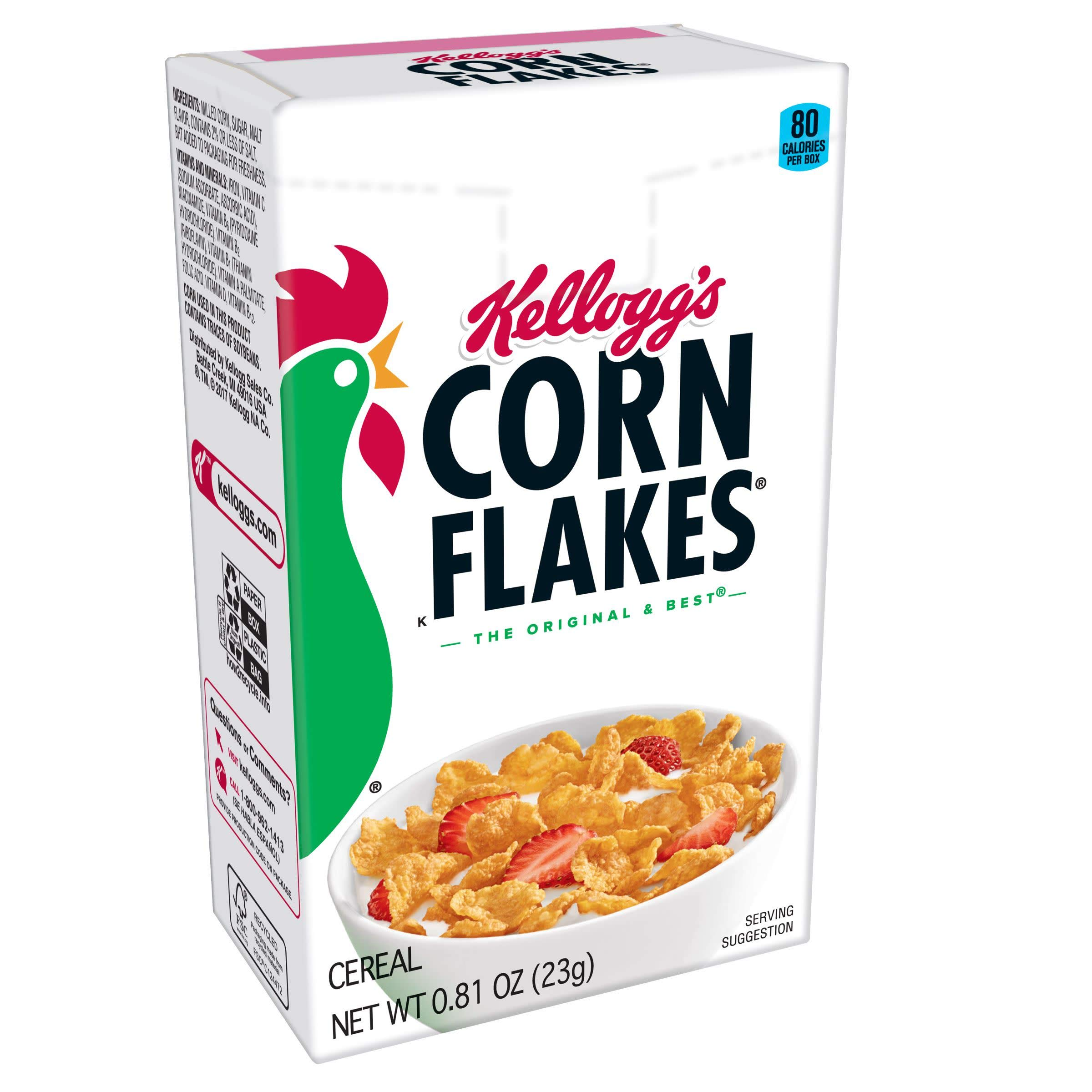 Amazon.com: Special K Breakfast Cereal Original, 0.81 Oz