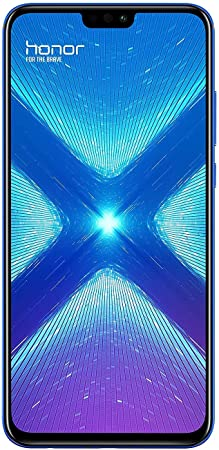Honor 8X 6.5 SIM Doble 4G 4GB 128GB 3750mAh Azul: Amazon.es ...