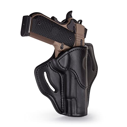 1791 Gunleather 1911 Holster - Best Cross Draw Holster 1911
