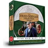 Fred Dibnah World Of Steel, Steam & Stone DVD Gift Set (5 DVD Box Set)