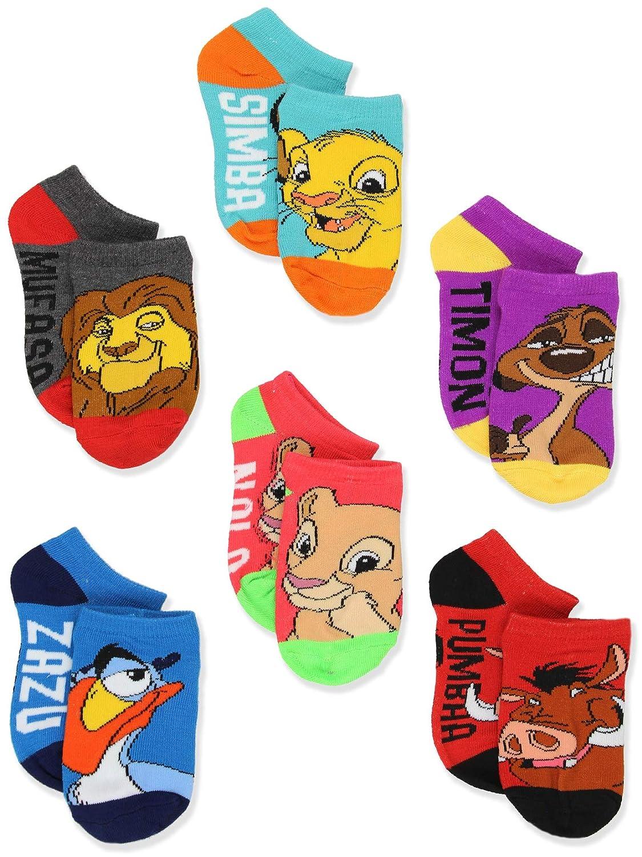 Disney The Lion King Boys Girls Toddler Teen Adults Multi pack Socks Set