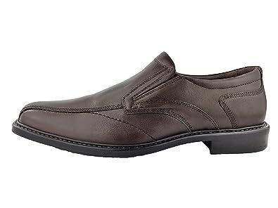 360 Leder Herren-Schuhe Slipper Halb-Schuh Übergrößen Freizeit Business Bob  (40, 72e6da09f6