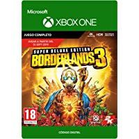 Borderlands 3 - Edición Super Deluxe, Xbox One - Código de descarga