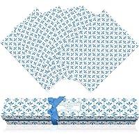 LA BELLEFÉE 6 X Scented Drawer Liners - Fragrance of Fresh Linen Sheets Size 580 x 420 mm