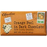 Chocolove Orange Peel in Dark Chocolate, 3.2 oz