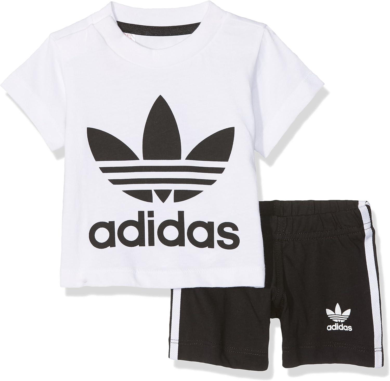 adidas Boys CE1993 Shorts  T-shirt Set