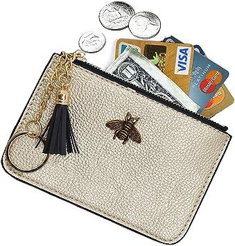 Flamingo Coin Purse Women Zero Wallet Female Clutch Change Purse Zipper Key 、Pop