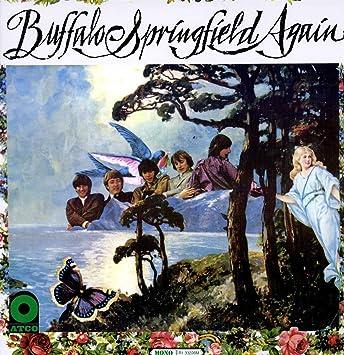 Buffalo Springfield - Buffalo Springfield (Mono) (LP-Vinilo)